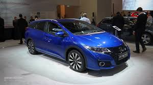 mobil honda civic honda civic 5 door hatchback coming to the us in 2016 autoevolution