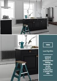 four ways to ace a black kitchen design bright bazaar by will taylor