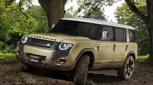 2018 Land Rover Defender Interior Car Preview And Rumors