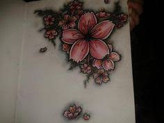 higher resolution cherry blossom tattoo on foot roxanne plante