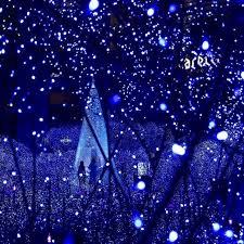 blue ledas lights with white cordblue for outdoorsblue