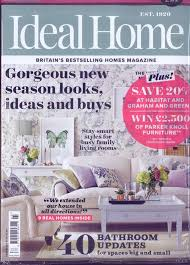 ideal home interiors ideal home magazine subscription buy at newsstand co uk home