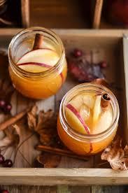 ginger apple cider ginger beer cocktail diycandy com