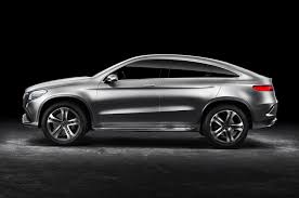 concept mercedes mercedes benz concept coupé suv first look