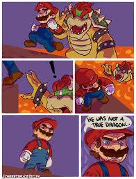 Mario Memes - mario a true dragon super mario know your meme