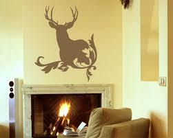 Deer Home Decor by 43 Deer Wall Decals Deer Woods Wall Decal Baby Blues Pinterest