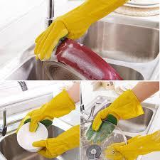 nettoyage cuisine gants de nettoyage pour jardin et cuisine le bon prix