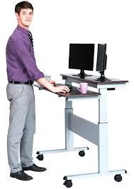 Adjustable Stand Up Desk Ikea Desk Upsilon Compact Electric Stand Up Desk Ikea Motorized