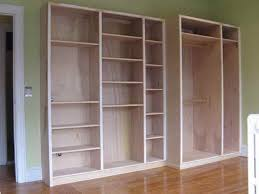 Diy Build Shelves In Closet by 24 Best Learn How To Build Diy Bookshelf Images On Pinterest