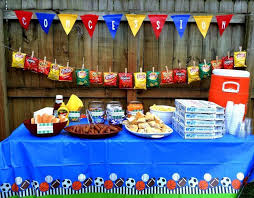 Sports Decorations Best 25 Sports Party Ideas On Pinterest Sports Theme Birthday