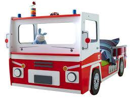 chambre garcon conforama lit camion 90x190 cm pompier vente de lit enfant conforama