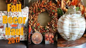 pier 1 thanksgiving sale fall decor haul 2017 pier one youtube