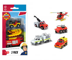 fireman sam 3 pack fireman sam licenses brands u0026 products