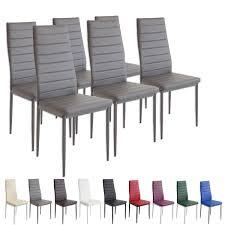 Esszimmerstuhl Grau Esszimmerstühle Milano Farbe Und Stückzahl Wählbar Stühle