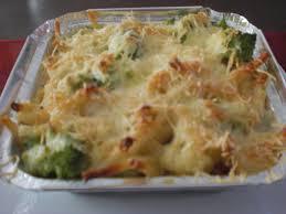 cuisiner le brocolis marmiton gratin de brocolis macaronis et dinde recette gratin de