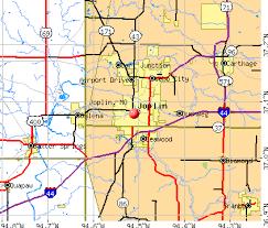 joplin mo map joplin missouri mo 64801 profile population maps estate
