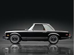 mercedes 280sl when we think of cars made by mercedes we think of big