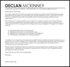 pastor resume cover letter cover letter for resume cover letter