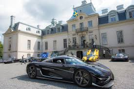 koenigsegg car 2017 owners tour 2017