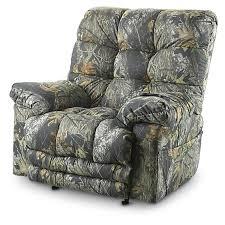 Lazy Boy Chair Furniture Mossy Oak Recliner Camo Lazy Boy Cheap Camo Recliner