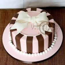 brown cake pink and brown cake cake brown and birthday cakes