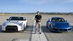 nissan gtr vs porsche 911 turbo s vs nissan gt r nismo