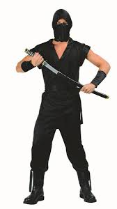 ninja costume for halloween buy invisible ninja costume 80410