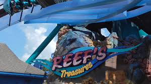 Seaworld Orlando Park Map by Mako Coaster Update U2013 Soft Opening Review And Shark U0027s Reef Area
