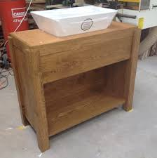 bespoke bathroom vanity units u2013 oak and painted dc furniture