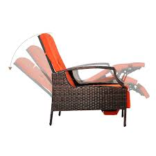 30 amazing fine reclining outdoor chair with additional home