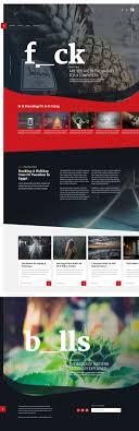 design magazine site magazine psd website template