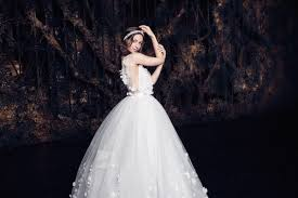 inspired wedding dresses ballet inspired wedding dress collection by daalarna