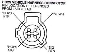 2001 ford f150 oxygen sensor location ford f150 oxygen sensor wiring diagram questions answers with
