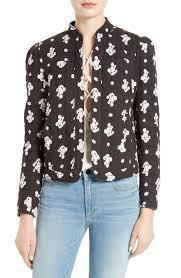 la vie rebecca taylor blanche fleur quilted cotton jacket nordstrom