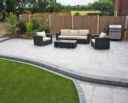 Pea Gravel And Epoxy Patio by Backyard Layouts And Design Modern Design Inspiration Our