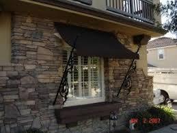 How To Build Window Awnings 93 Best Awnings Images On Pinterest Window Awnings Window
