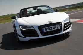 Audi R8 Gt Spyder - audi r8 gt spyder review auto express
