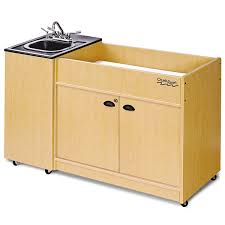 Changing Table For Daycare Ozark River Portable Hygienic Changing Table With Single Abs Basin