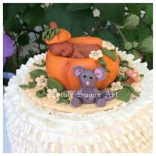 100 autumn baby shower cakes baby carriage pull apart cake