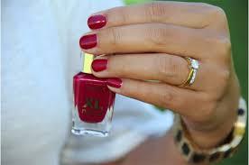 mschikee covergirl xl gel nail polish rotund raspberry