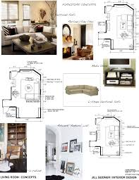 Living Room Furniture Arrangement by Concept Board And Furniture Layouts For A Living Room Jill