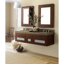 bathroom cabinet single double door wall mounted tallboy cupboard
