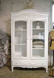 farmhouse armoire shabby chic armoires