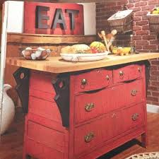 repurposed kitchen island ideas 32 best dresser island images on kitchen ideas diy