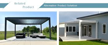 retractable roof canvas retractable pergola system buy