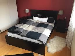 Ikea Schlafzimmer Bett Tisch Ikea Bett Malm Wei Good Stunning Full Size Of Haus Renovierung