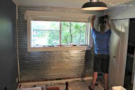 laying an interior brick wall