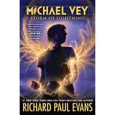 of lightning michael vey 5 by richard paul