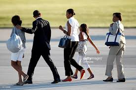 President Weekend President Obama And Family Return To Chicago For Memorial Day