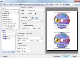 cd label designer 7 best cd label maker software free for windows mac